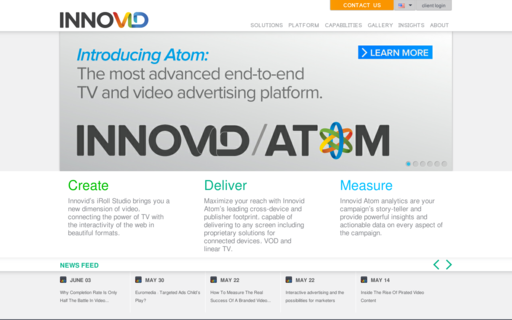 Access innovid.com using Hola Unblocker web proxy