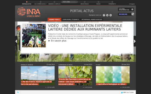 Access inra.fr using Hola Unblocker web proxy