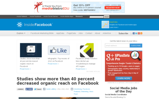Access insidefacebook.com using Hola Unblocker web proxy