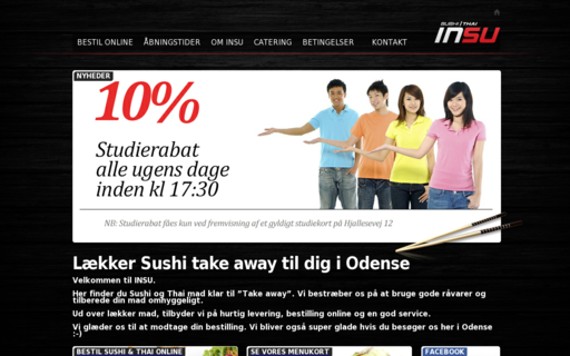 Access insu.dk using Hola Unblocker web proxy