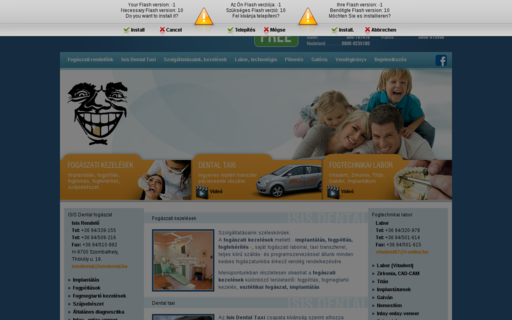Access isisdental.com using Hola Unblocker web proxy