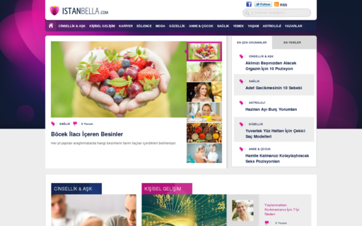 Access istanbella.com using Hola Unblocker web proxy