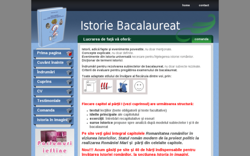 Access istorie-bacalaureat-manual.ro using Hola Unblocker web proxy