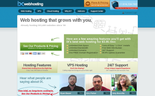 Access ixwebhosting.com using Hola Unblocker web proxy