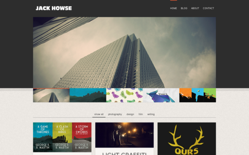 Access jackhowse.co.uk using Hola Unblocker web proxy