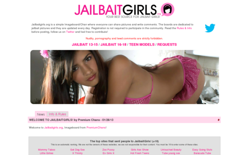 Access jailbaitgirls.org using Hola Unblocker web proxy