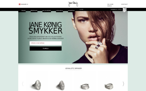 Access janekoenig.dk using Hola Unblocker web proxy
