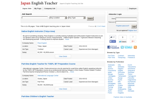 Access japanenglishteacher.com using Hola Unblocker web proxy