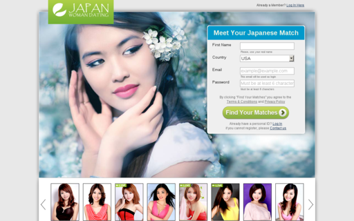 Access japanwomendating.asia using Hola Unblocker web proxy