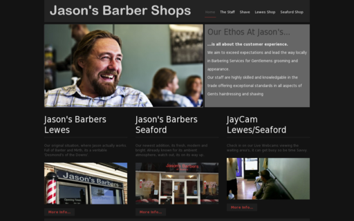 Access jasonsbarbershopseaford.co.uk using Hola Unblocker web proxy