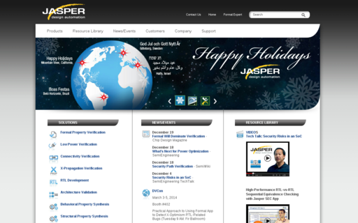 Access jasper-da.com using Hola Unblocker web proxy