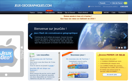 Access jeux-geographiques.com using Hola Unblocker web proxy