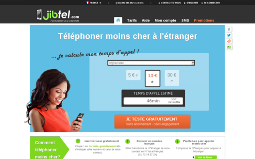 Access jibtel.com using Hola Unblocker web proxy