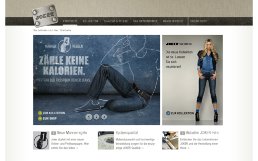 Access joker-jeans.de using Hola Unblocker web proxy