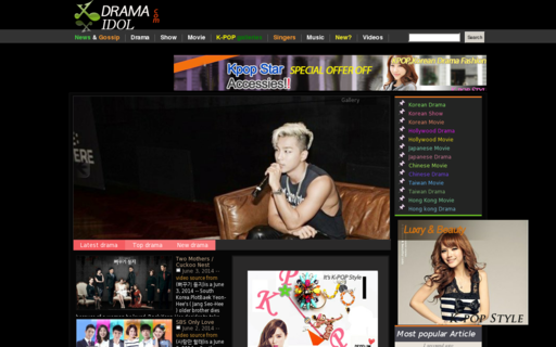 Access joykdrama.com using Hola Unblocker web proxy