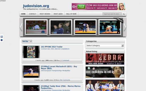 Access judovision.org using Hola Unblocker web proxy