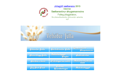 Access julli.is using Hola Unblocker web proxy