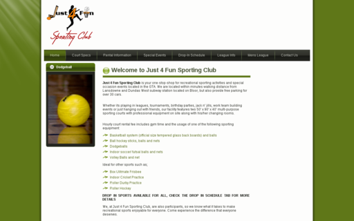 Access just4funsportingclub.com using Hola Unblocker web proxy
