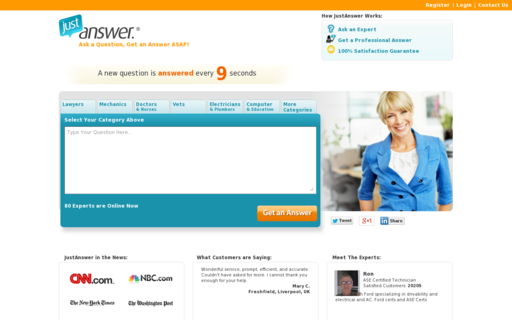 Access justanswer.com using Hola Unblocker web proxy
