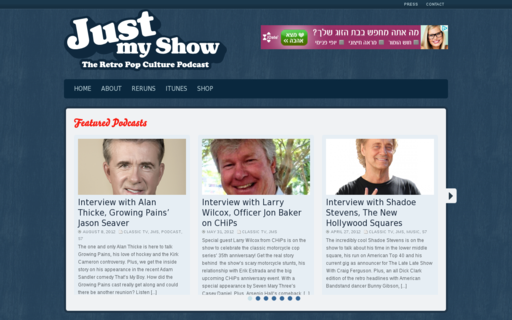 Access justmyshow.com using Hola Unblocker web proxy