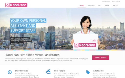 Access kaorisan.com using Hola Unblocker web proxy