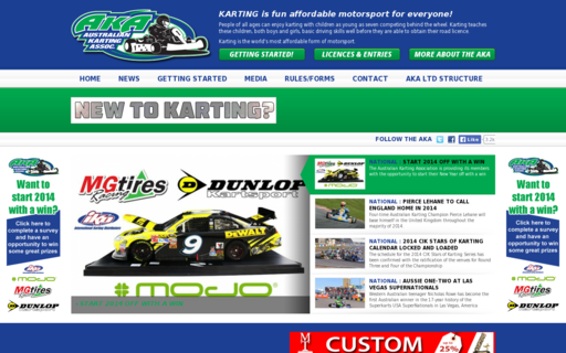 Access karting.net.au using Hola Unblocker web proxy