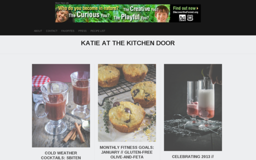 Access katieatthekitchendoor.com using Hola Unblocker web proxy