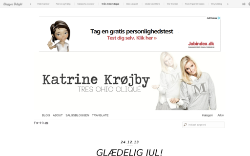 Access katrinekrojby.dk using Hola Unblocker web proxy