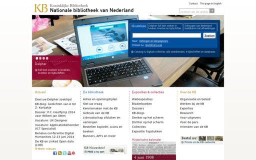Access kb.nl using Hola Unblocker web proxy