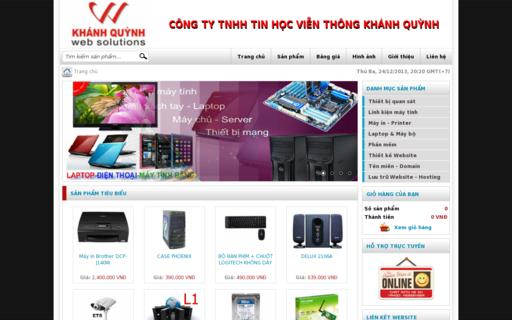 Access khanhquynh.vn using Hola Unblocker web proxy