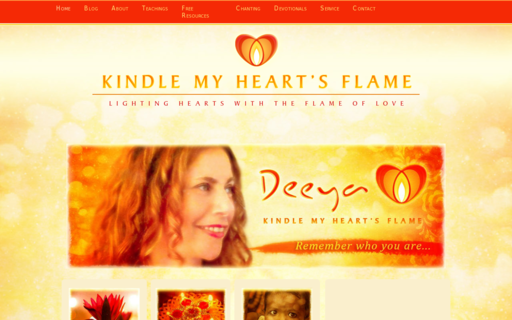 Access kindlemyheartsflame.org using Hola Unblocker web proxy