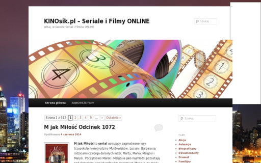 Access kinosik.pl using Hola Unblocker web proxy