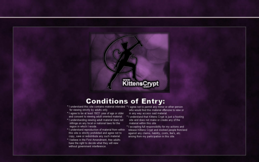 Access kittenscrypt.com using Hola Unblocker web proxy