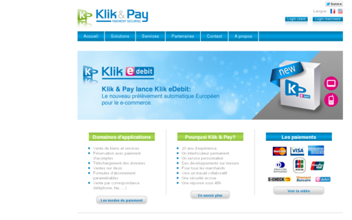 Access klikandpay.com using Hola Unblocker web proxy