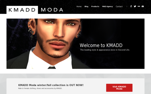 Access kmaddmoda.com using Hola Unblocker web proxy