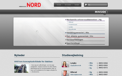 Access knord.dk using Hola Unblocker web proxy