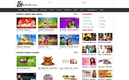 Access kollyserials.com using Hola Unblocker web proxy