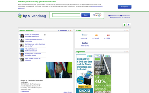 Access kpnvandaag.nl using Hola Unblocker web proxy