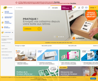 Access laposte.net using Hola Unblocker web proxy