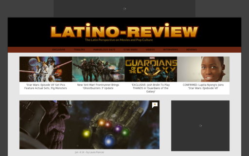 Access latino-review.com using Hola Unblocker web proxy