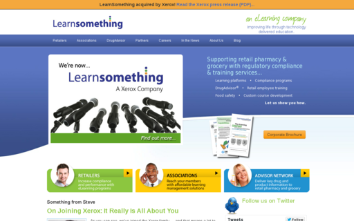 Access learnsomething.com using Hola Unblocker web proxy