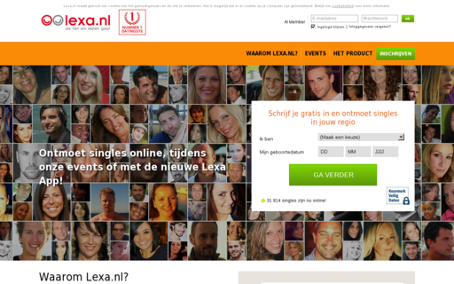 Access lexa.nl using Hola Unblocker web proxy