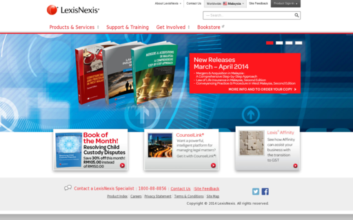 Access lexisnexis.com.my using Hola Unblocker web proxy