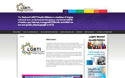 Access lgbthealth.org.au using Hola Unblocker web proxy