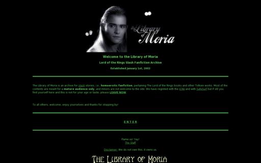 Access libraryofmoria.com using Hola Unblocker web proxy