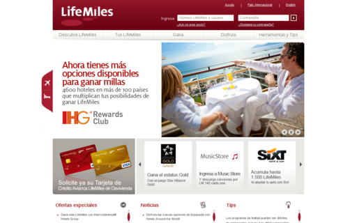 Access lifemiles.com using Hola Unblocker web proxy