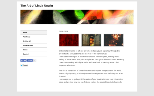 Access lindaunwin.com using Hola Unblocker web proxy
