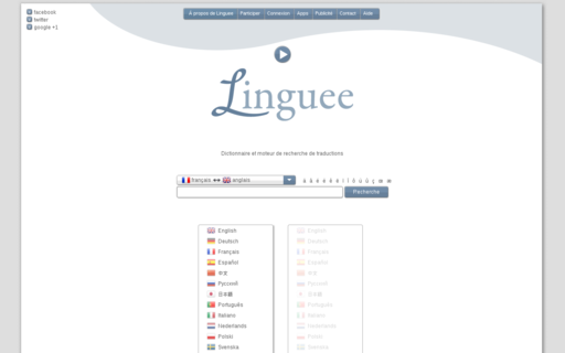 Access linguee.fr using Hola Unblocker web proxy