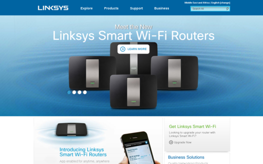 Access linksys.com using Hola Unblocker web proxy