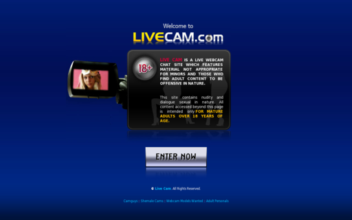 Access livecam.com using Hola Unblocker web proxy